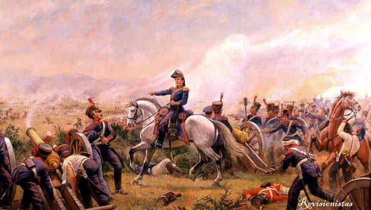 Resultado de imagen para batalla de Lircay